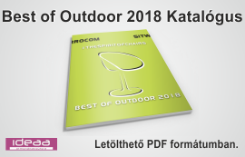 Best of Outdoor Katalógus 2018